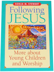 Following Jesus Book by Sonja Steward
