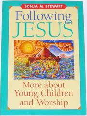 Following Jesus Book by Sonja Steward