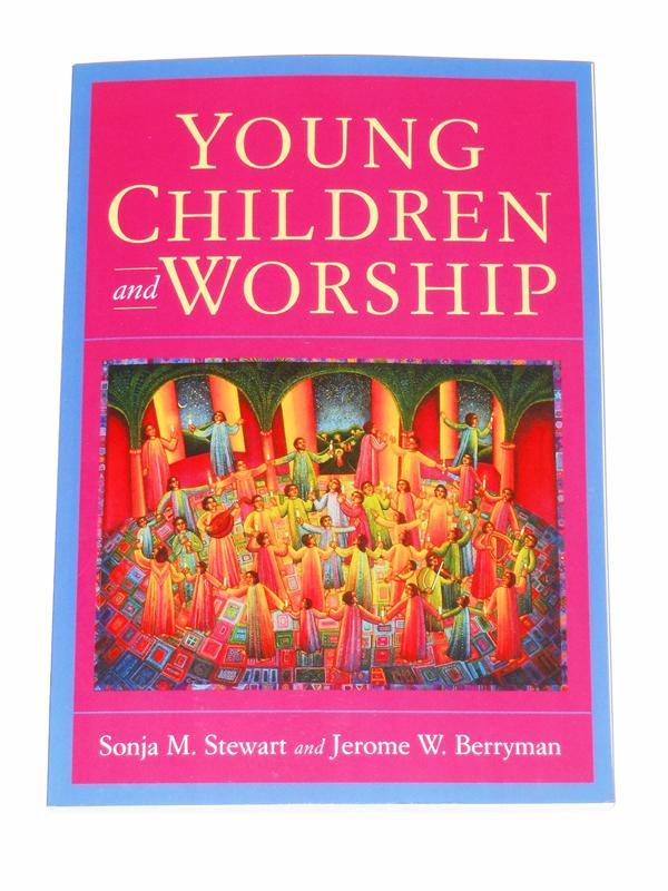 Young Children and Worship Bookmarks