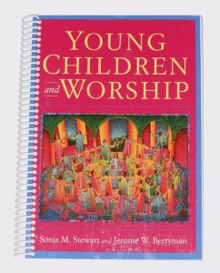 Young Children and Worship Spiral Book for Sunday School Lessons