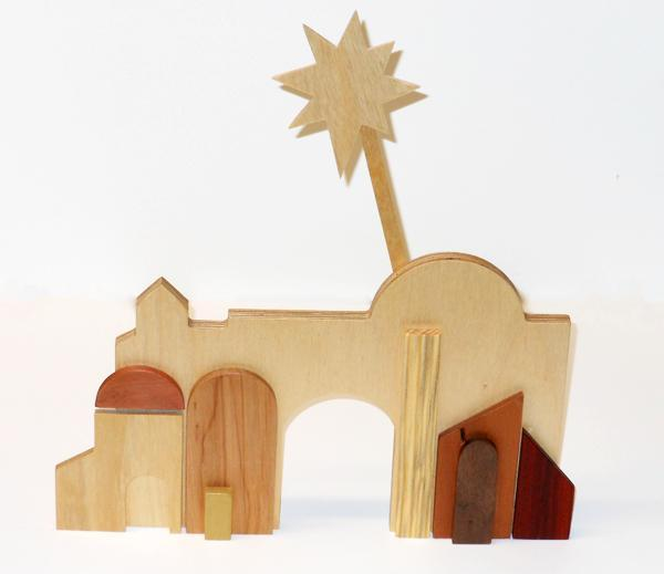 Bethlehem - Multi-Wood