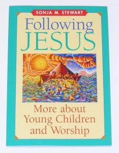 Following Jesus Book for Sunday School Lessons