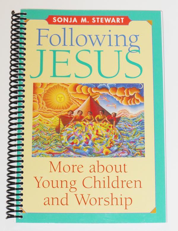 Following Jesus (Spiral)