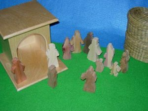 Wooden A New Teaching Sunday School Lesson