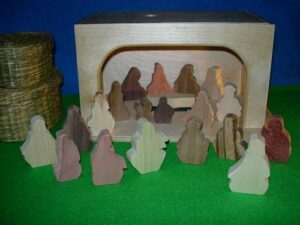 Wooden Jesus and the Paralytic Sunday School Lesson