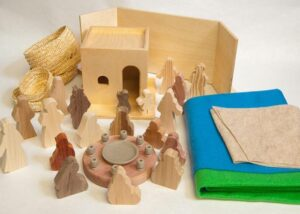 Wooden Jesus and the Tax Collectors Sunday School Lesson