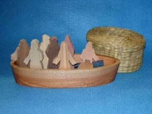 Wooden Jesus and the Storm Sunday School Lesson