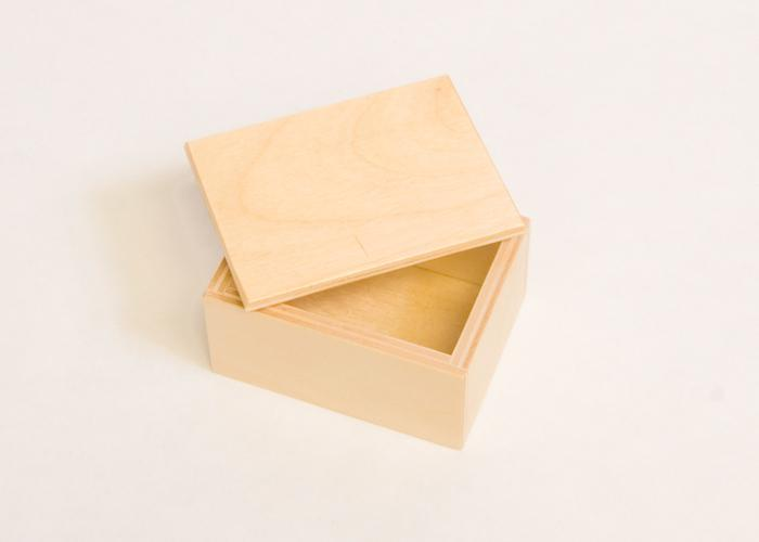 Wooden Offering Box for Sunday School Lessons