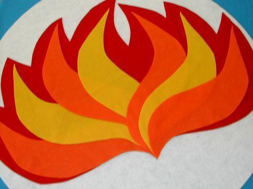 Underlay for God's Gift of the Holy Spirit