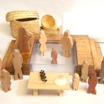 Disciples of Christ Baptism Story Multi-Wood