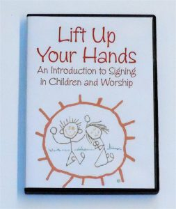 Lift Up Your Hands - DVD