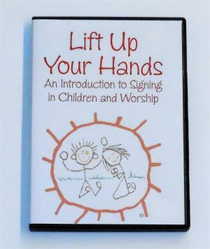 Lift Up Your Hands DVD for Sunday School Lessons