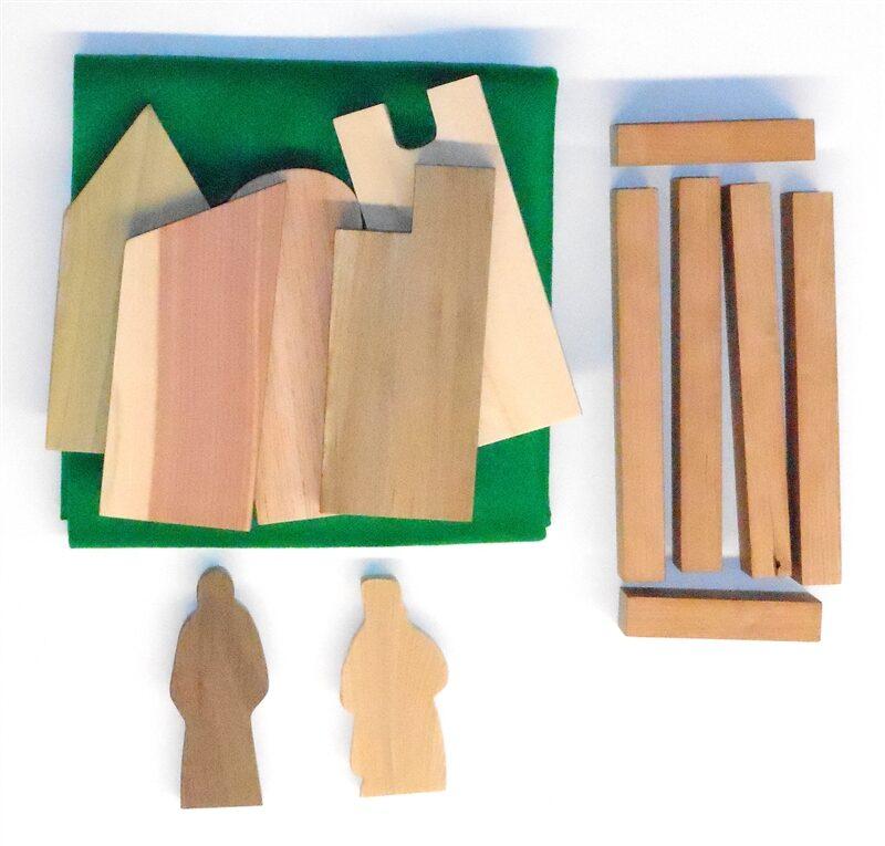 Wooden Francis David Sunday School Lesson