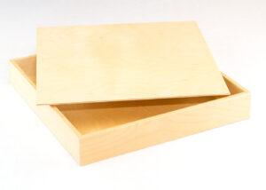Wooden Calendar Box for Sunday School Lesson