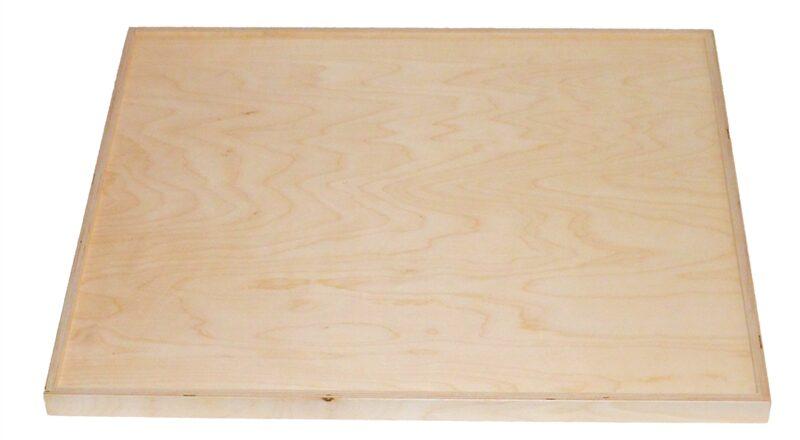 Wooden Desert Box Lid for Sunday School Lesson