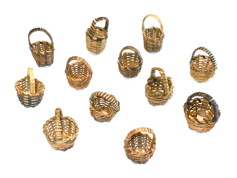 12 Bread Baskets in a Basket