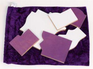 Wooden Mini Lenten Puzzle Sunday School Lesson