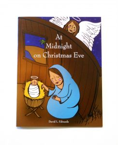 At Midnight on Christmas Eve by David L. Edwards