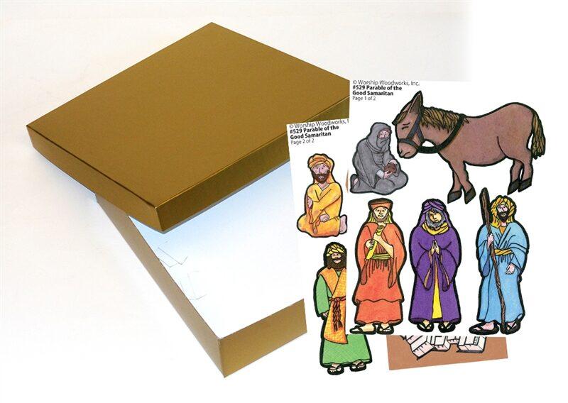 Parable of the Good Samaritan KIT