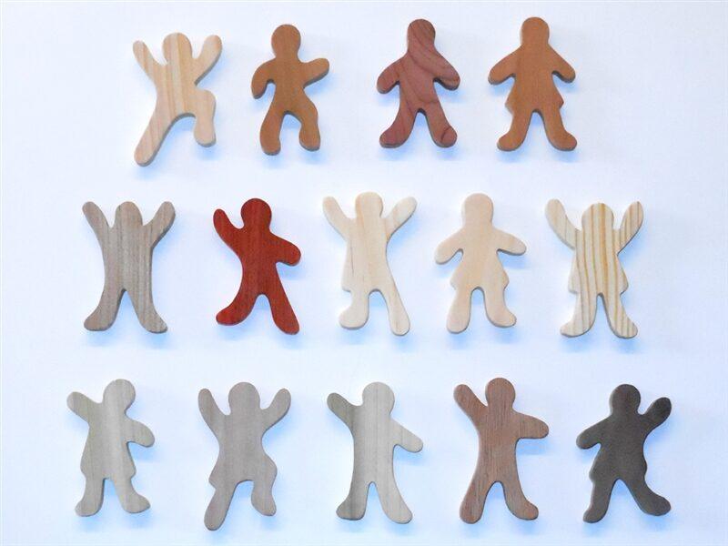 """Children of God - 3"""" Figures"""