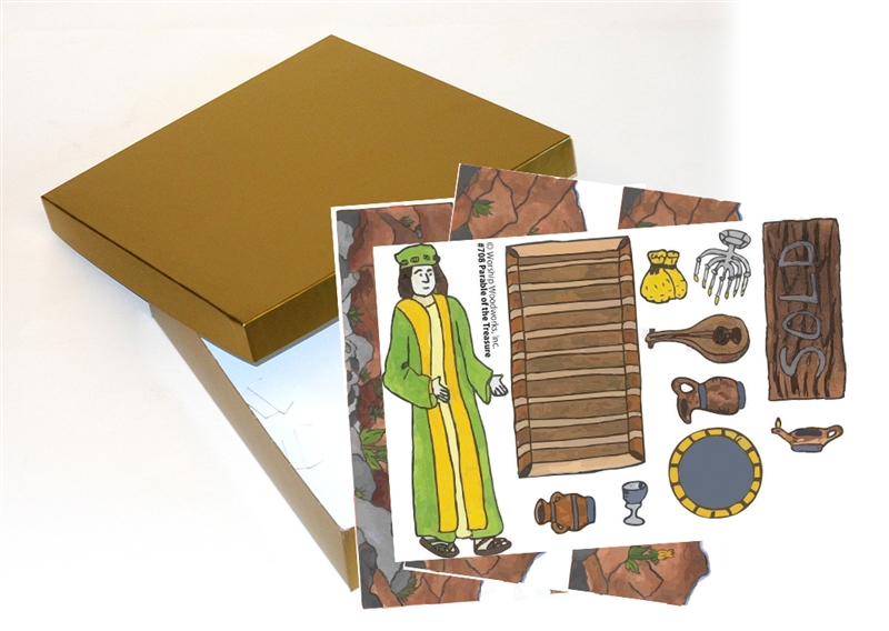 Parable of The Treasure KIT