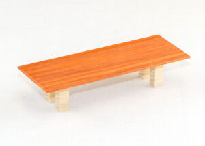 Wooden Large Table for Sunday School Lesson