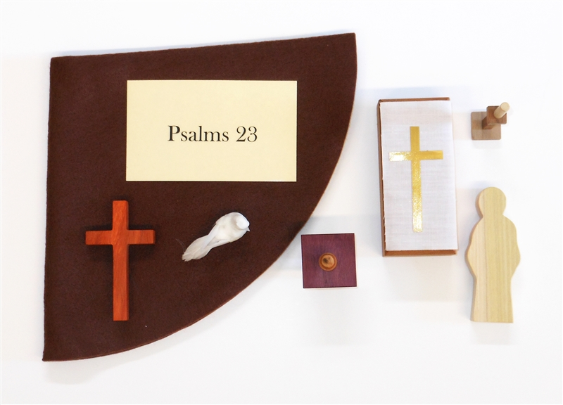 Add Service of Death and Resurrection Materials to Sunday Morning Story