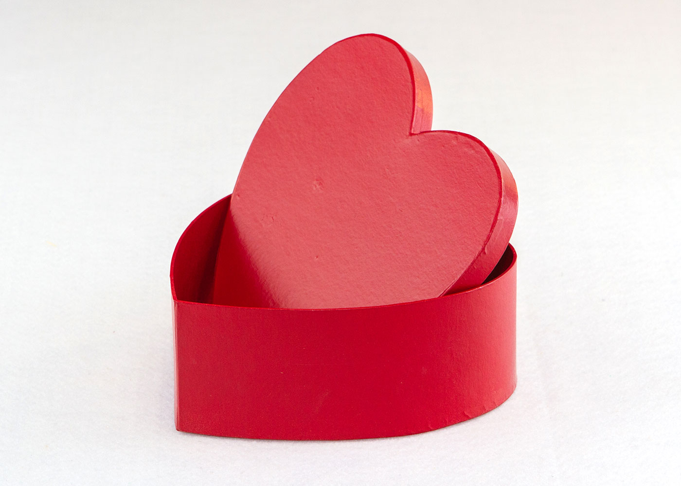 Red Heart Box