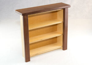 Wooden Bookcase for Sunday School Lesson