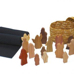 Wooden Exodus Sunday School Lesson
