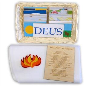 Combine Apostles' Creed Lesson Materials with other Story Materials