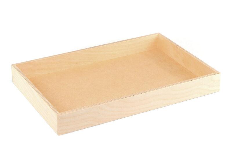 """14"""" Wood Tray"""