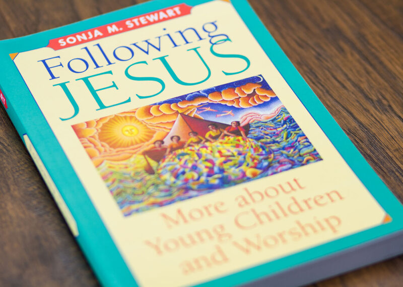 Following Jesus Book