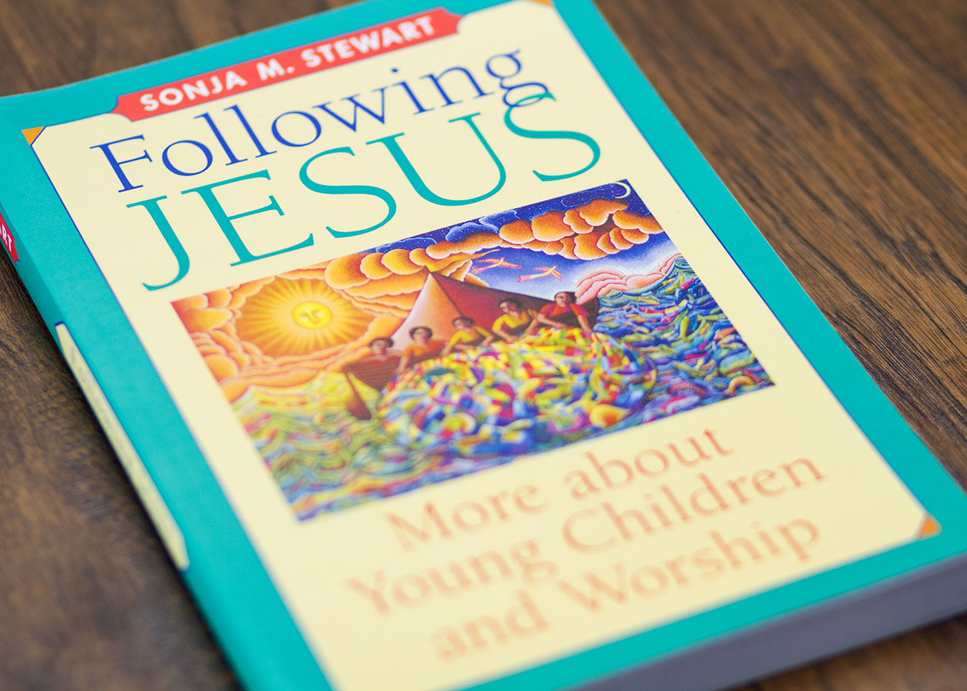 Following Jesus (Spiral Book)