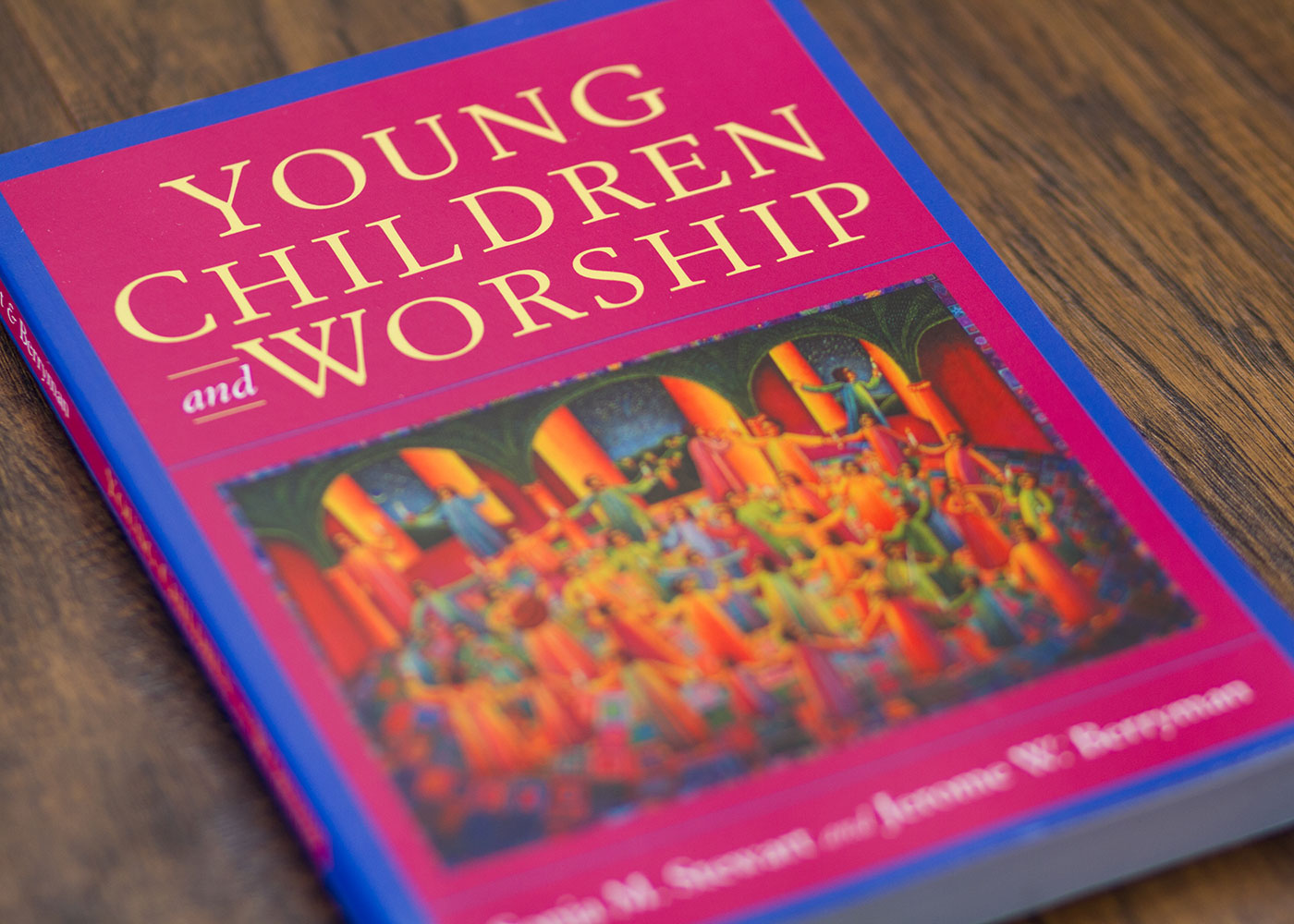 Young Children and Worship (Spiral Book)