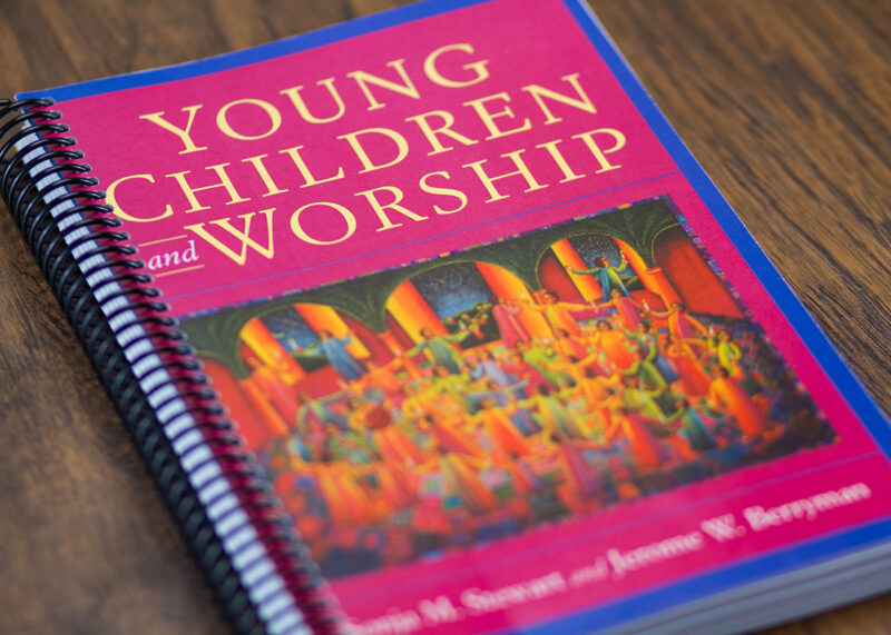 Young Children and Worship Book